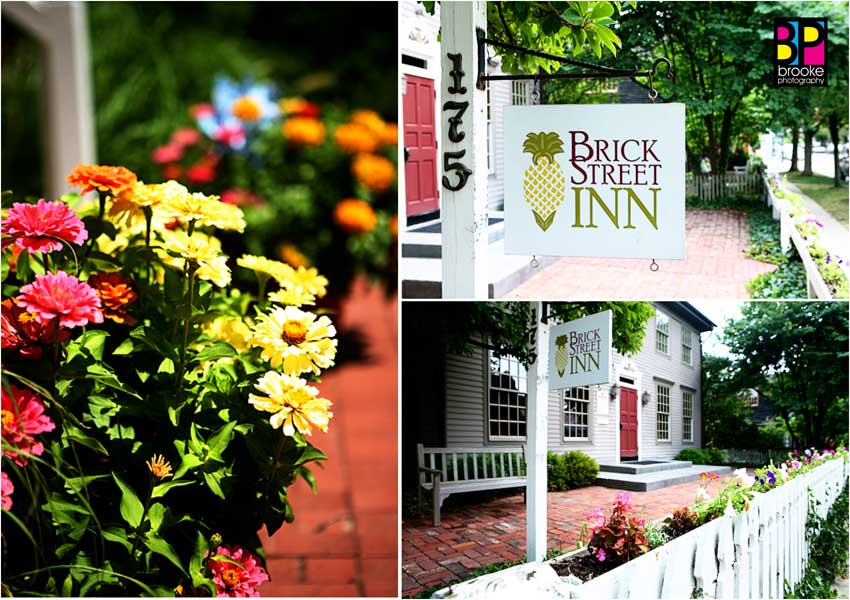 Brick Street Inn Sign