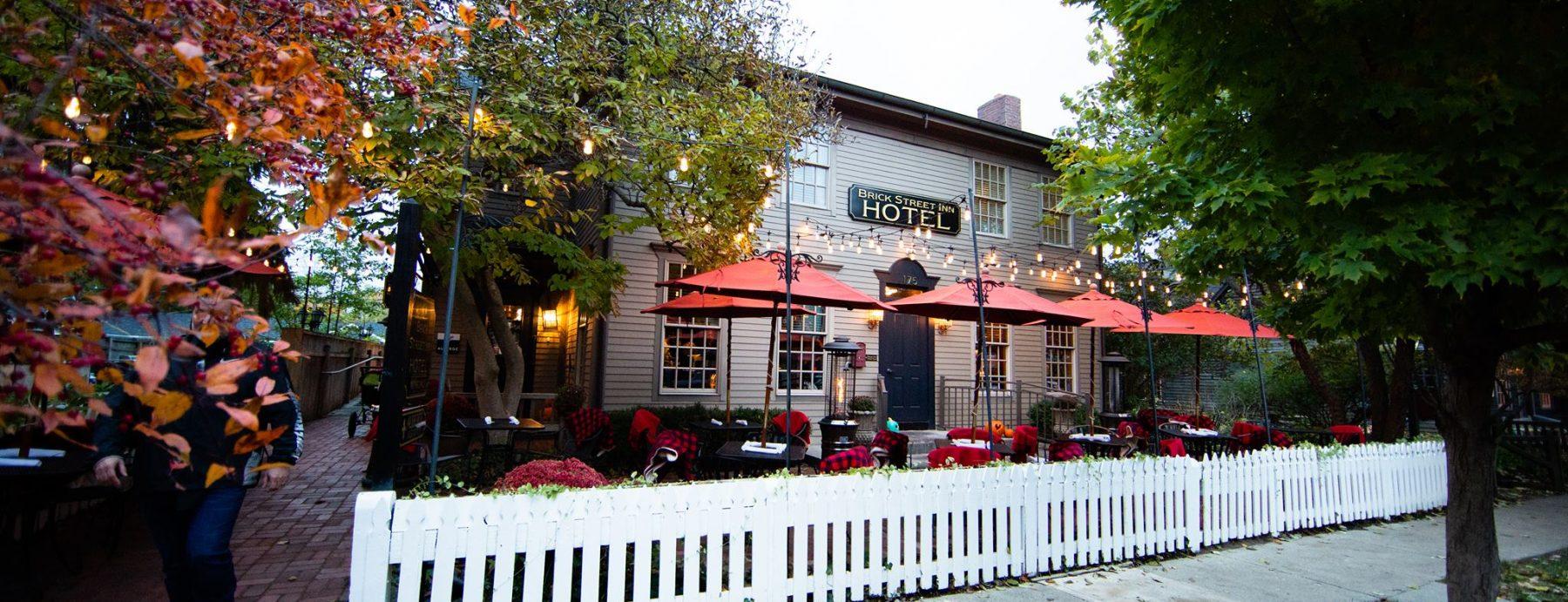 Brick Street Inn Exterior