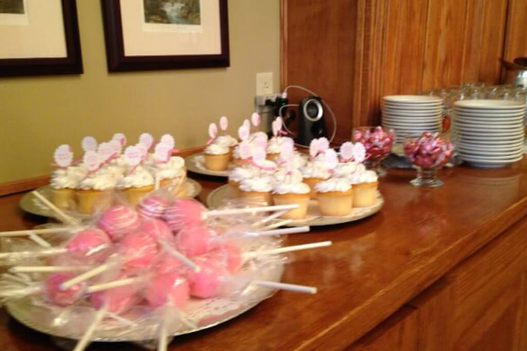 Zionsville Indiana Baby Shower