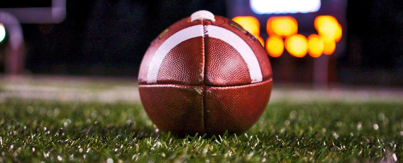 Football on a field | Best Hotel Near Lucas Oil Stadium, IN